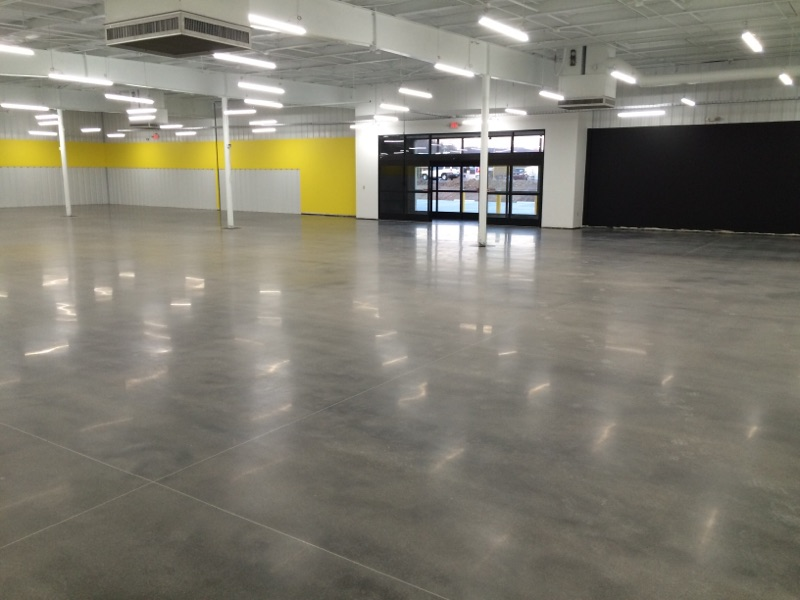 inside 1, dollar store, Ghent WV, shopping, supermarket, retail, commercial, commercial construction