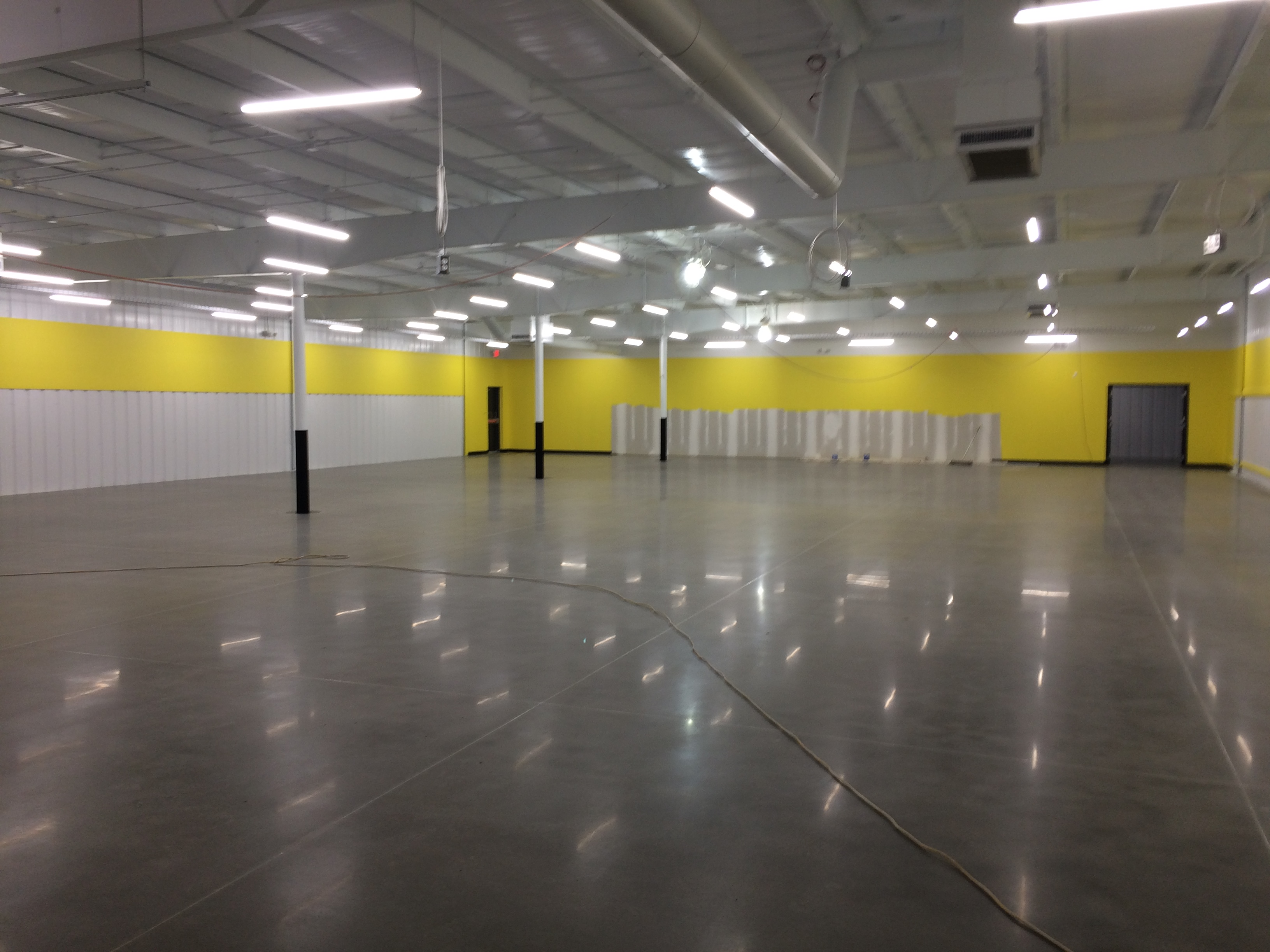 inside 1, dollar general, foster wv,, shopping, supermarket, retail, commercial, commercial construction